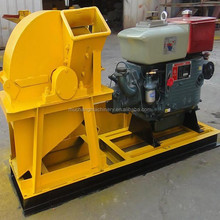 Widely-used wood crusher tree branch crusher