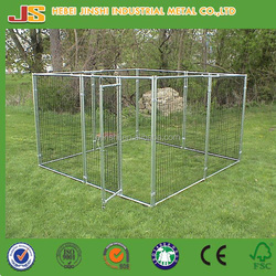 Heavy Duty Dog Kennel, 6' H x 10' W x 10' L
