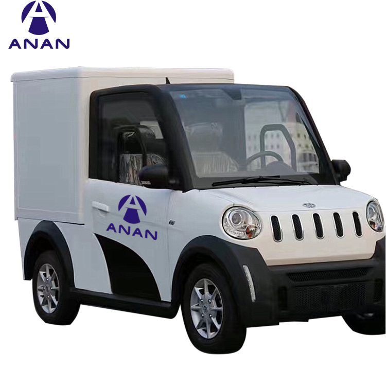 Electric Express Delivery Cars Electric Mini Cargo Van