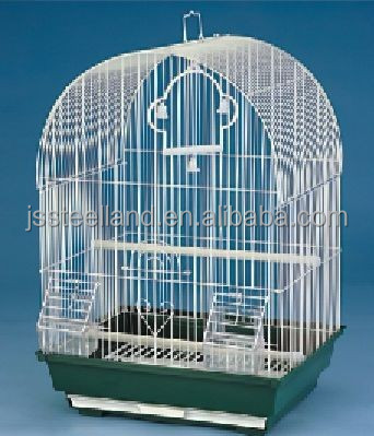 pet product folding welded wire various style/size/color bird cage