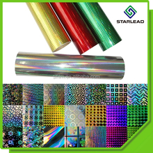 Hologram film holographic film for label printing