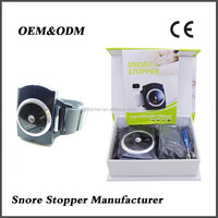 Modern snore stop watch anti snoring wrist band noise machine device