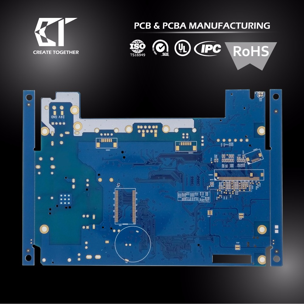 TAIWAN MAKER - PCB circuit board design and layout and fabrication