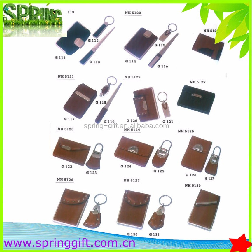 Good quality customize zinc metal keychain/Metal key chain/ leather keychain