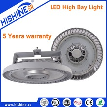 Hishine light industry, 200w industrial IP65 led high bay, ip65 Led High Bay Light With ce rohs saa ul dlc Certification