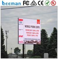 animation software led display Hot selling rgb outdoor led display