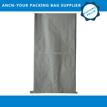 Factory price cheap kraft paper and pp laminated package bag with customized logo