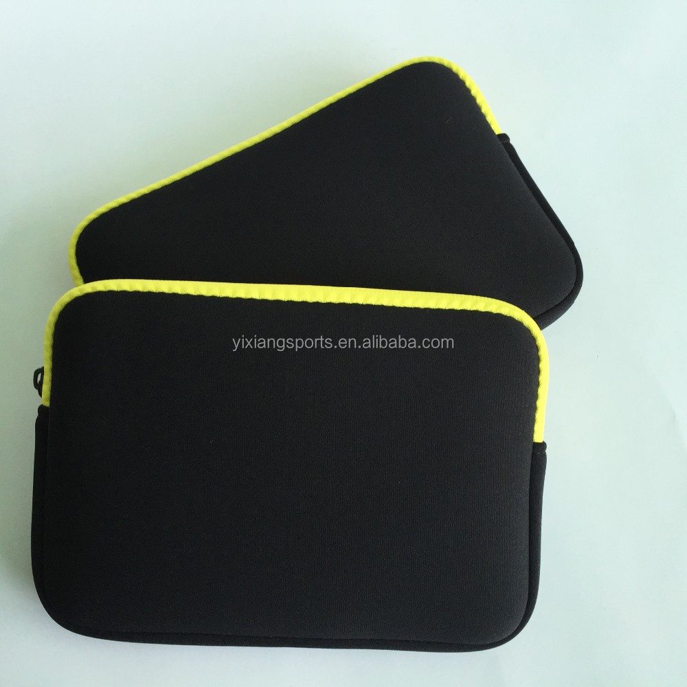 "Hot sell 7"" neoprene bag laptop /fashionneoprene laptop sleeve"