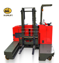 brand new 1500kg narrow aisle battery forklifts 4 way rotating