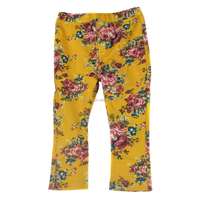 cheap china wholesale clothing multicolour baby pants with flower printing