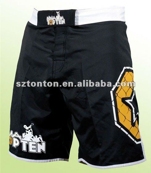 sublimation blank mma shorts wholesale