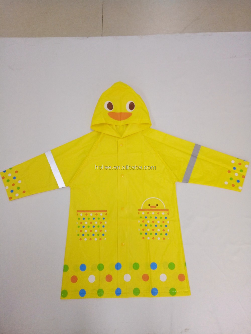 Children/Kids waterproof raincoat poncho