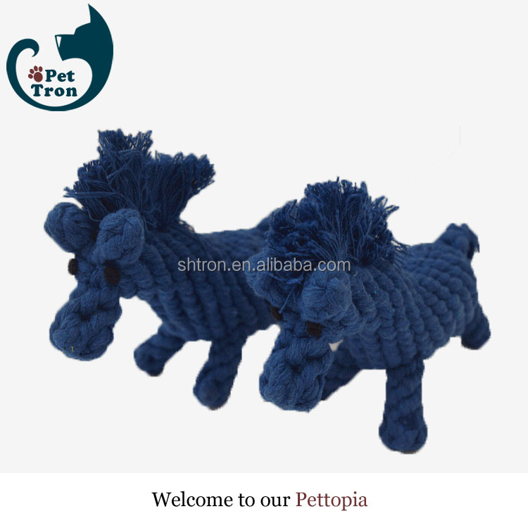 Cheapest latest pet plaything dog cotton rope