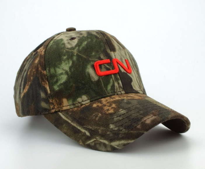 Cool hunter Army leaf camo Baseball Cap Adult kids Boys Girls travel Camouflage baseball Hat Caps