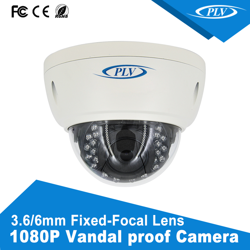 Special offer HD Dome camera high focus popular waterproof auto focus ip camera