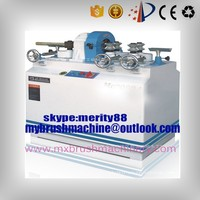 automatic wood broom handle machine