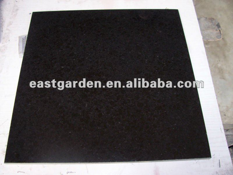 Black Pearl Black Granite G684