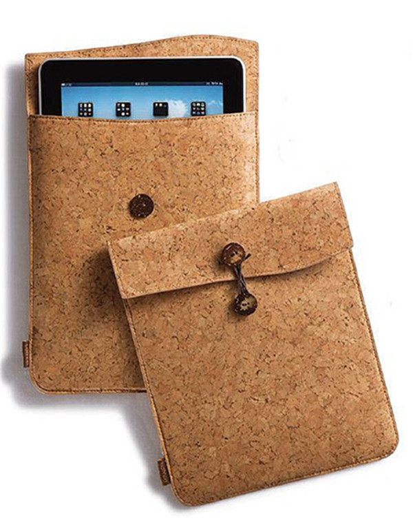Best Selling Bulk Cheap Eco-friendly Cork Custom for Ipad Cases and Covers