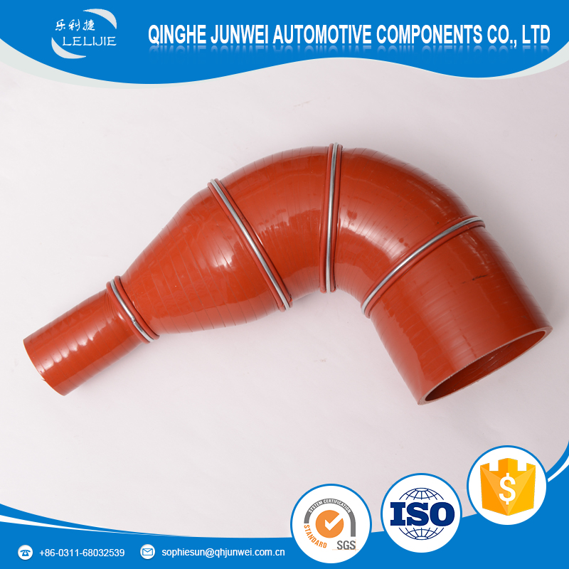 auto radiator hoses /clear silicone hose/rubber hose pipe for oil resistance