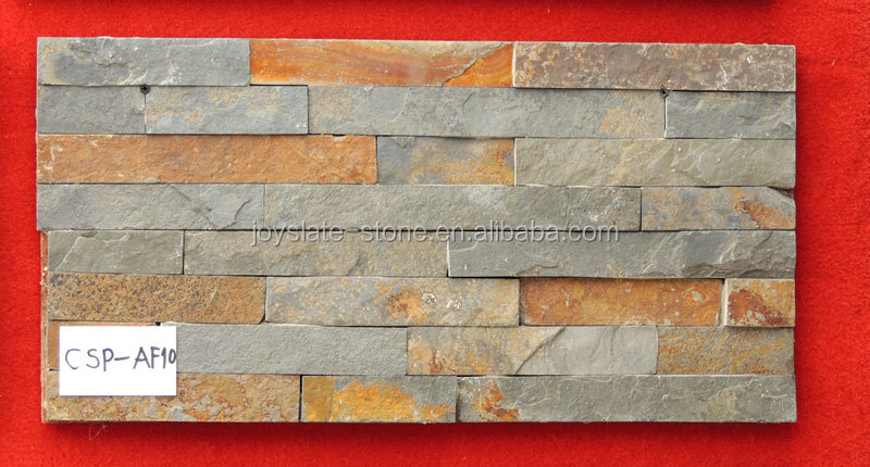 rusty natural interior culture stone