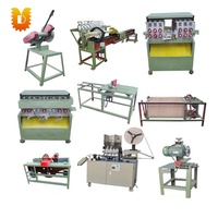 UDDN-Bamboo chopsticks making machine /Automatic bamboo chopsticks maker line