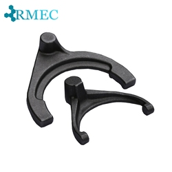 2018 New Products High Quality ISO/TS 16949 Stamp Drop Seel Die Forging Car Spare Part Shifting Fork