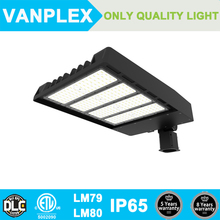 US Canada Market Popular DLC ETL cETL Approved 300w 350w led shoebox, led shoebox retrofit kits light