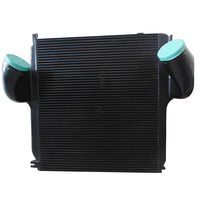 OEM plate and bar wuxi aluminum intercooler core
