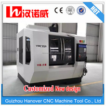 China Small CNC Vertical Machining Center or Milling Machine VMC650