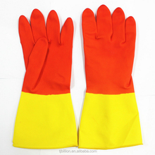 Resistant high tempetature hot sell rubber gloves new product launch in china
