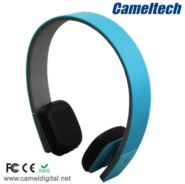 New sports stereo wireless headset,fashion bluetooth headset,digital earphone and headphone