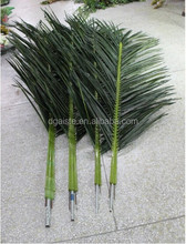 2mL artificial plastic coconut palm tree leaf EZLY02