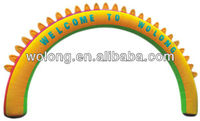 advertising Inflatable Arch, cheap arch door