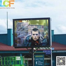 P10 outdoor full color RBG led display board for advertising