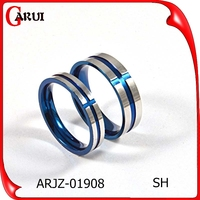 rings silver and aquamarine wholesale costume jewellery vampire rings
