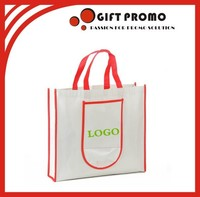 China Wholesales Non Woven Shopper Printed Tote Bags