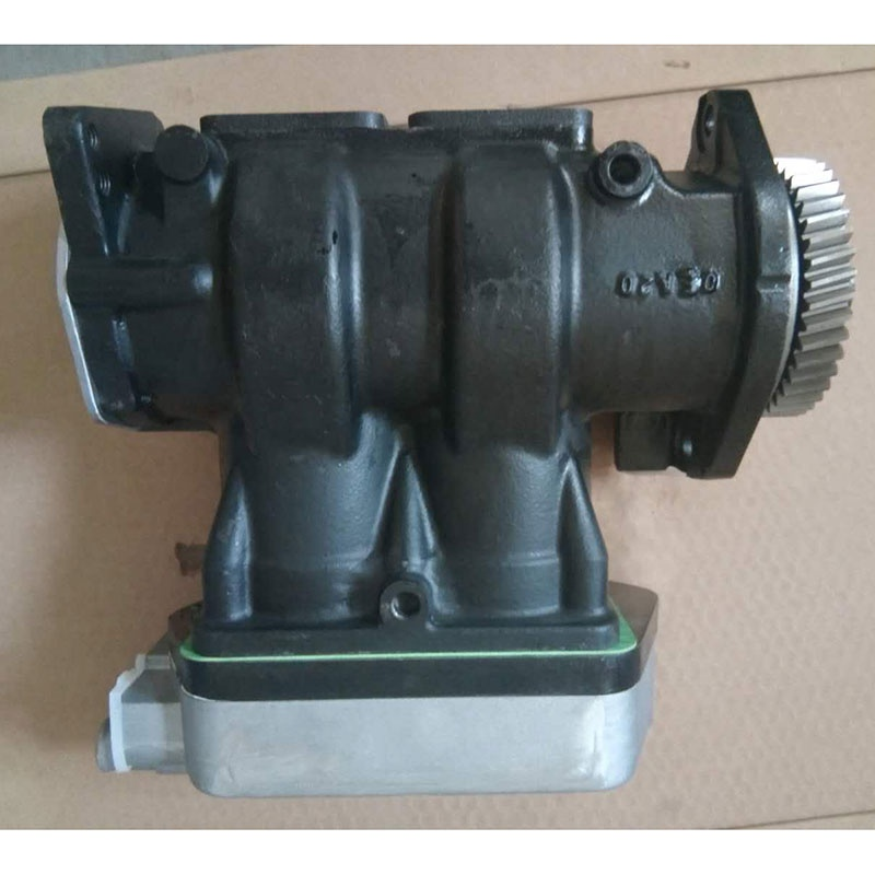 Truck Brake Parts for Cummins Isle Diesel Engine Parts Double-Cylinder Air Compressor 4945947 5286681 Air brake Compressor