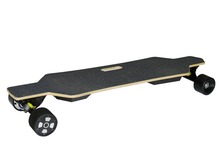 Japanese Hoverboard Popular Electric Lonboard 4 Wheels Hub Drive Electric Skateboard Longboard Kick scooter with Dual motor