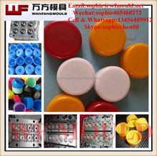 OEM Custom plastic injector cap Mould for plastic injector cap mold making in china