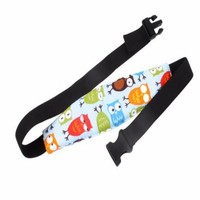 Factory price adjustable Car Safety Seat Sleep Positioner baby sleep belt