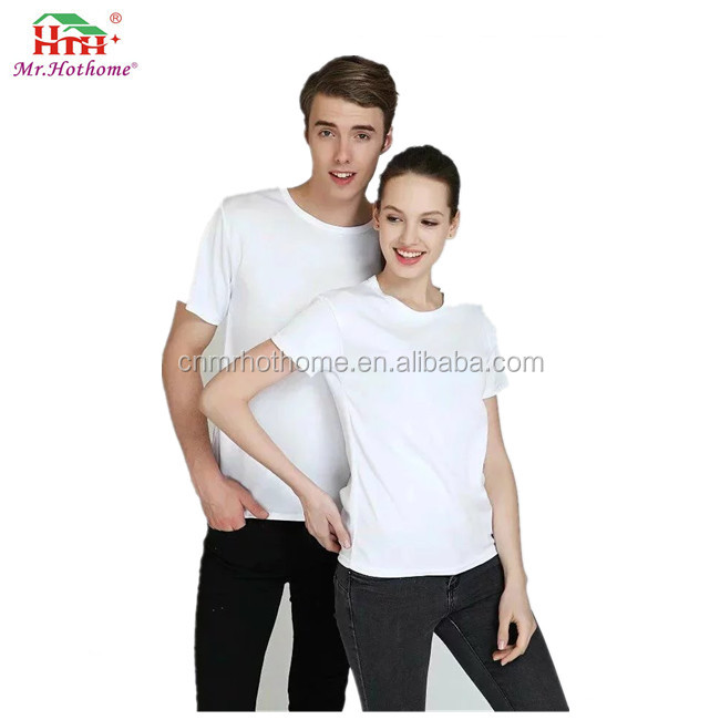 China manufacturer custom short sleeve t shirt printing 100% cotton export quality