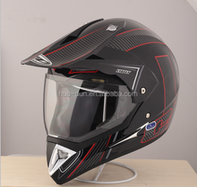 HD-803 HuaDun ATV ece motor cross helmet for men