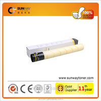 Color toner cartridge TN321 konica minolta spare parts used for konica minolta bizhub C224/284/364 copiers(printers)