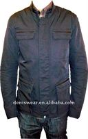 mens poly nylon oxford jacket