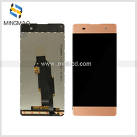 12 months warranty mobile lcd screen for Sony Xperia XA Ultra, touch screen lcd for Sony xa ultra, lcd display panel
