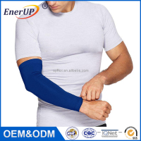 Sport Performance Anti-odor Pain-relieve Copper Compression Brace Support Elbow Pad