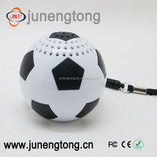 newest wireless the World Cup 2014 football bluetooth mini speaker with hands-free call function