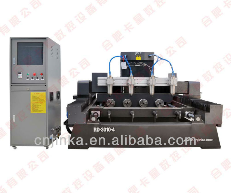 CNC router Cylinder Engraving RD-3010/300*1000mm/cnc router/engraver/cylinder/wood working machine