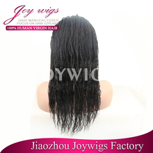 Joywigs new style fashion cheap tangle free african full braided wig
