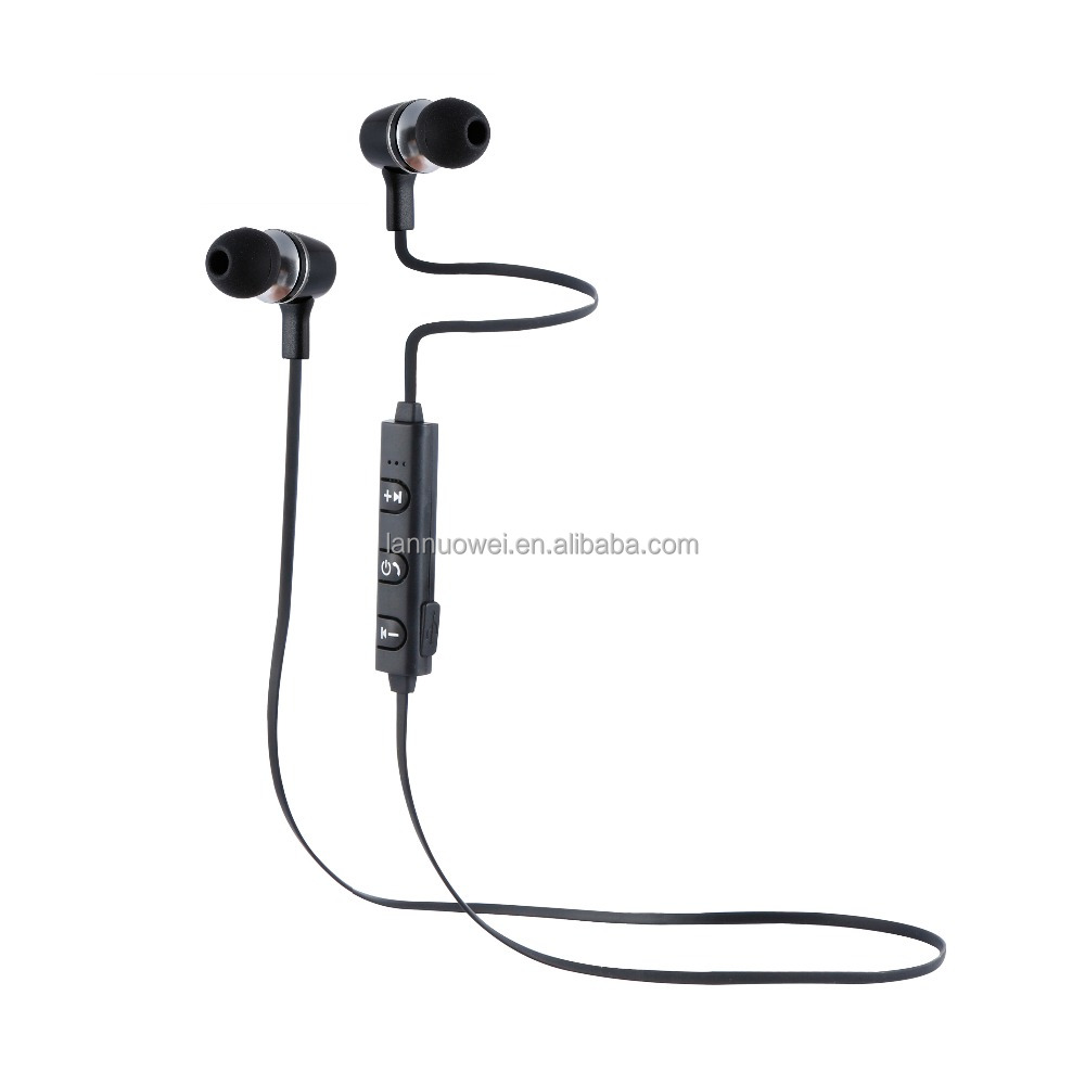 Top sale V4.1 stereo cheap wired Bluetooth headset for Android smartphones